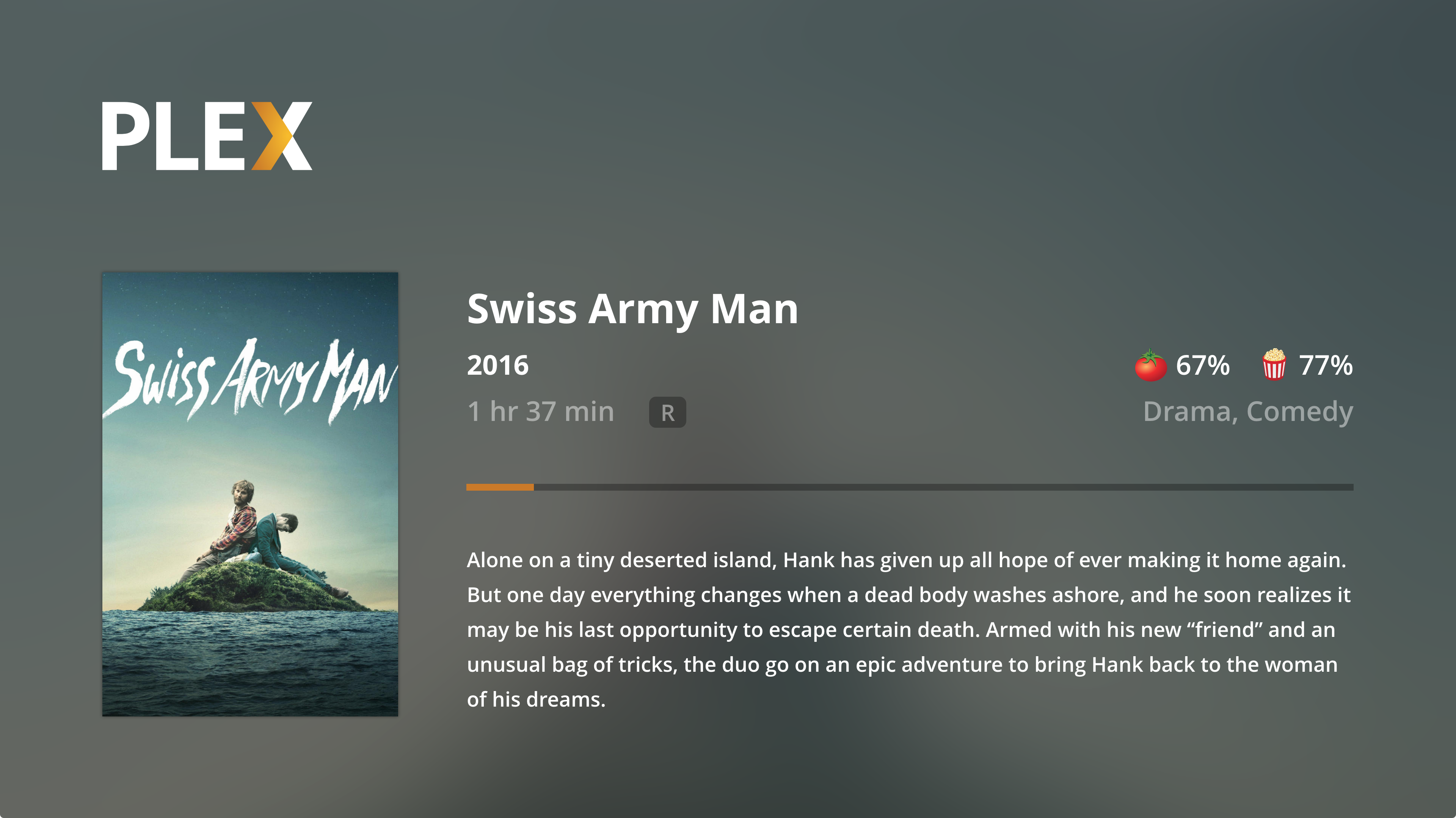 Plex updates Chromecast interface with a fresh look, better