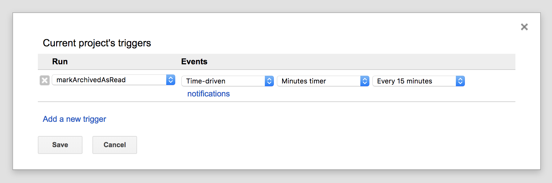 how to get to archived emails in gmail