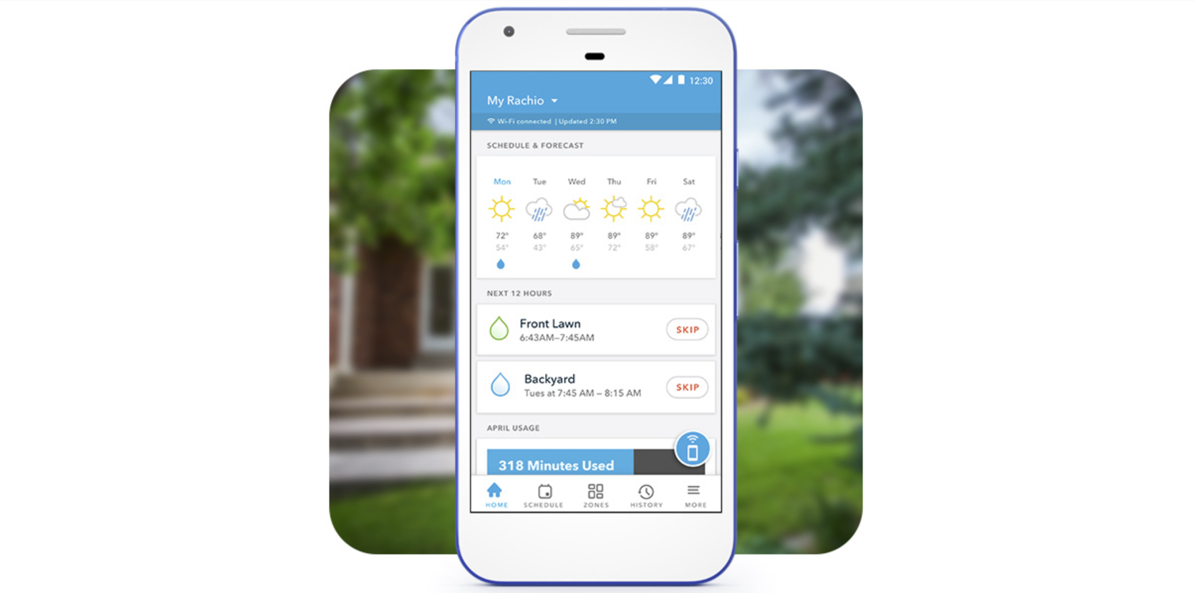 Here At Ap We Re Fans Of Rachio S Smart Sprinkler System Well Least Artem Is Has Just Taken The Wraps Off Its 3 0 Update