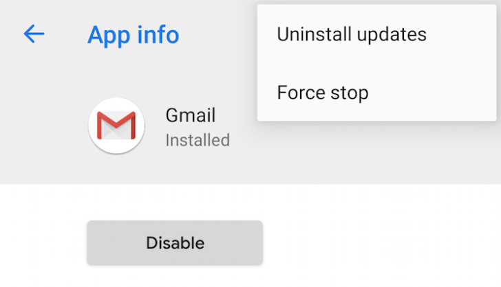 how to force stop app on s4