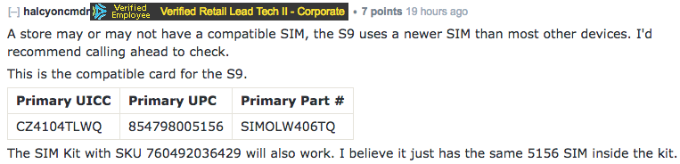 Update: Correct SIMs being sent out] Samsung ships out Sprint Galaxy