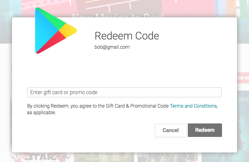 Google Play promo codes now available in Argentina, Chile, and Peru