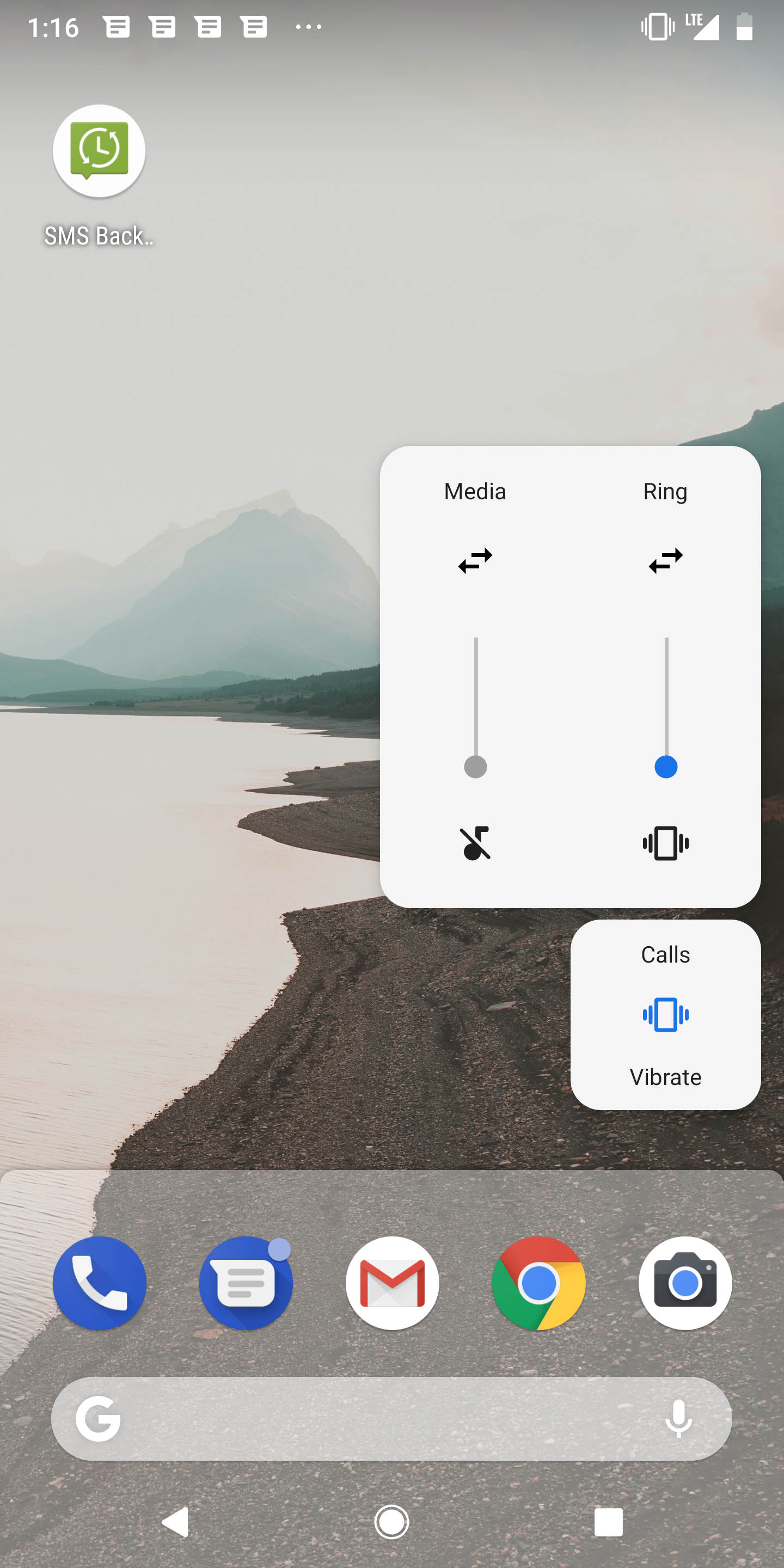 Android P Feature Spotlight Volume Buttons Change Media By Controlpng Starting With The Now Control Default No More Accidentally Setting Your Phone To Vibrate