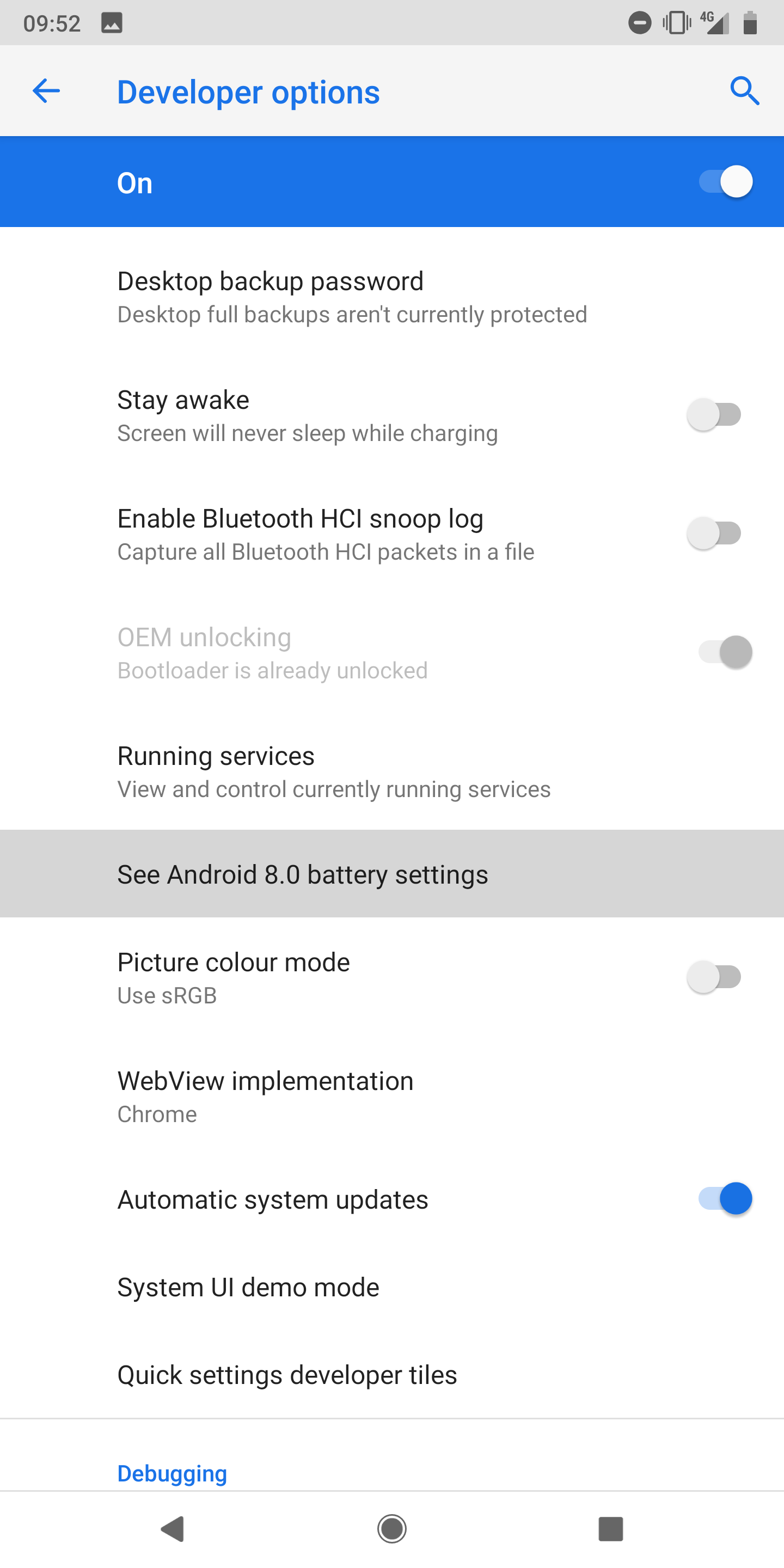 Update: Solution] Android P feature spotlight: Battery menu