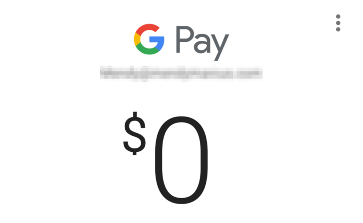 Google Contacts gets shortcut for sending money with Google Pay Send