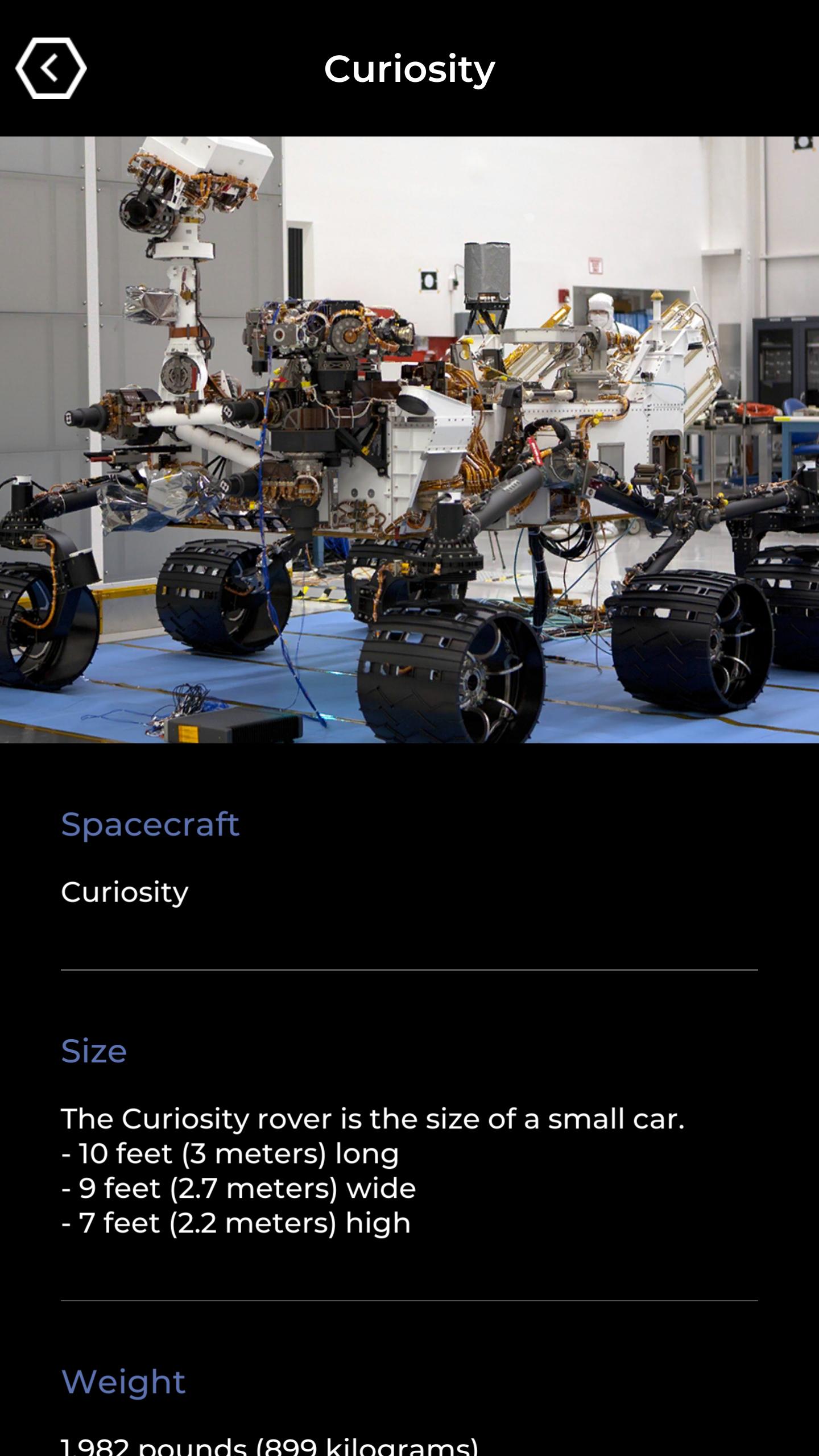 spacecraft ar - photo #7