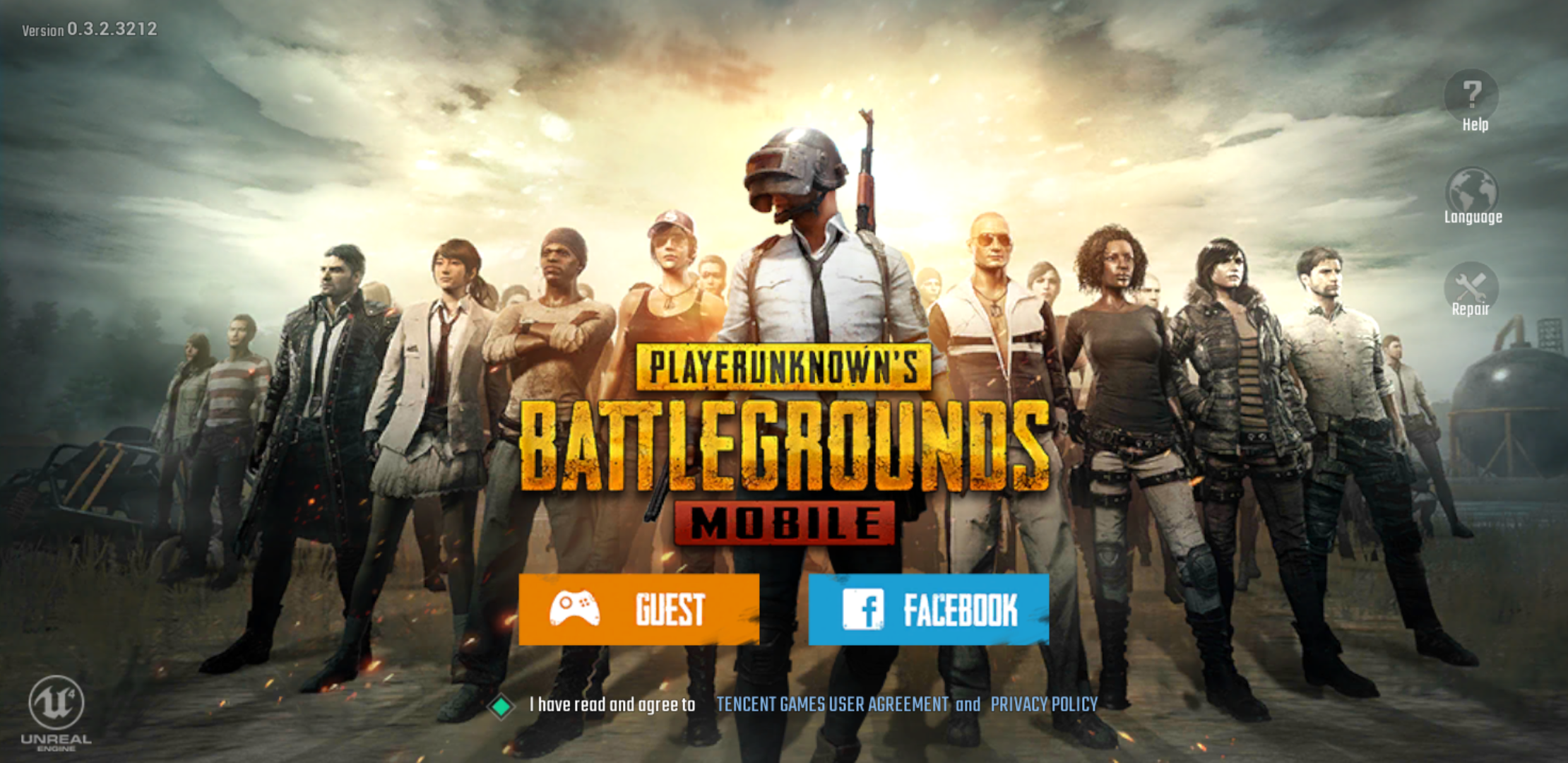 how to download pubg test client