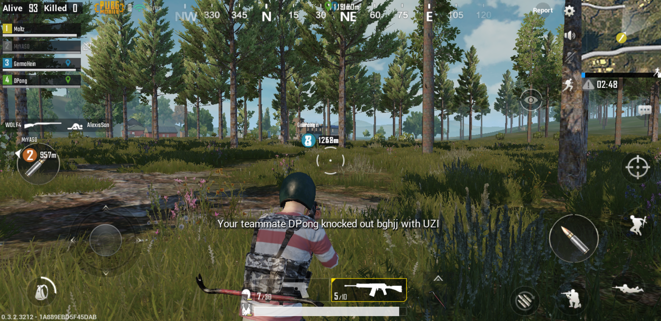 Hands-on] PUBG Mobile, a fun battle royale game that is