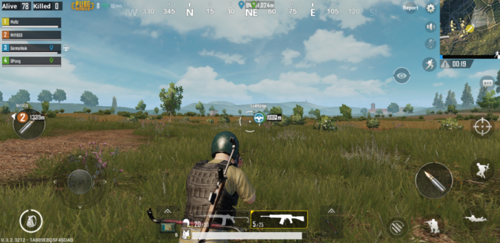 Playing PUBG Mobile with a keyboard and mouse might not be