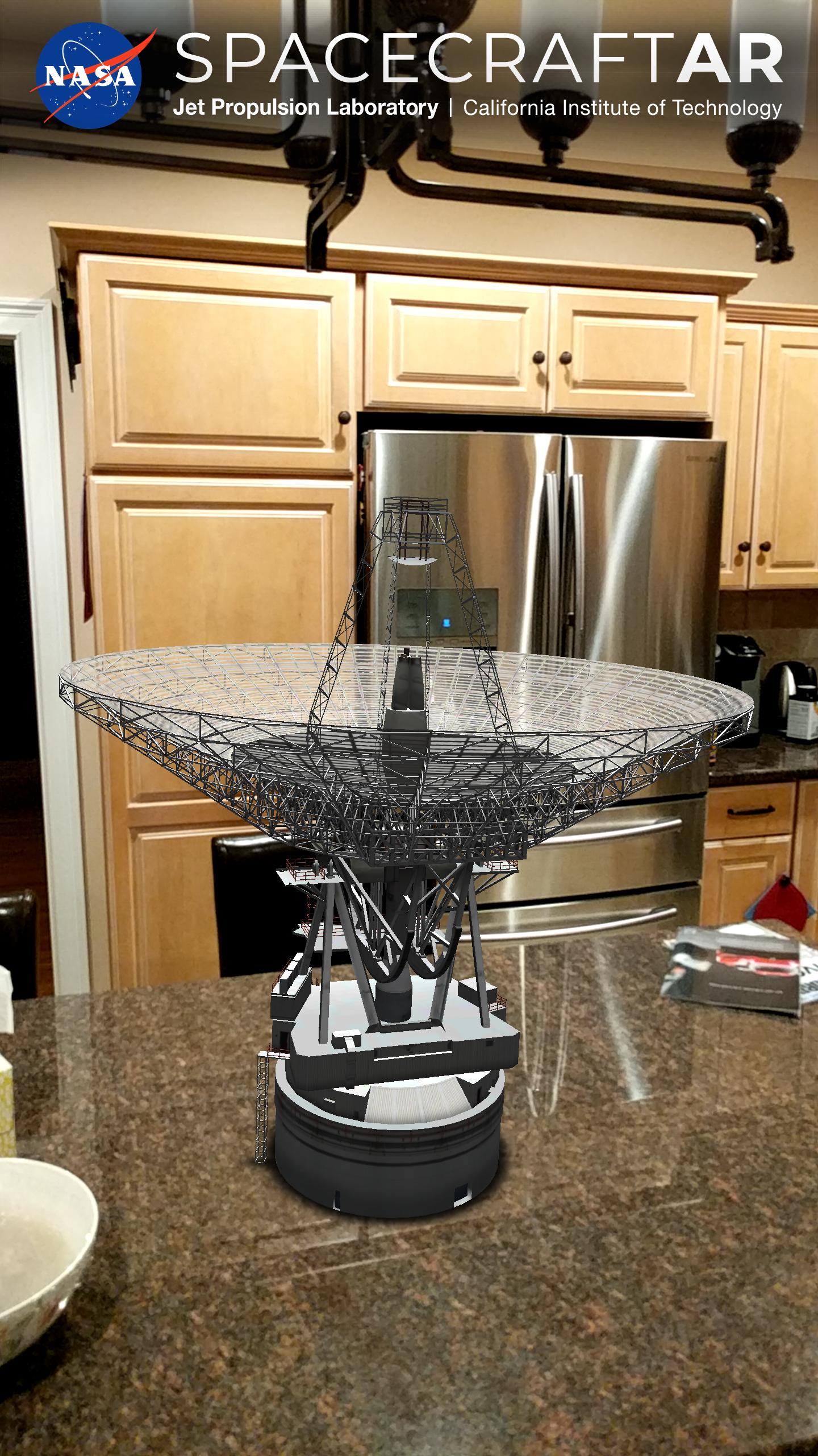 spacecraft ar - photo #6