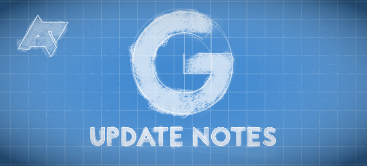 Update Notes for YouTube, Duo, Drive, the Google app, and
