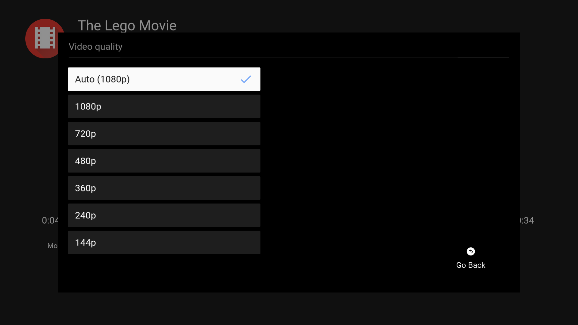 Play Movies purchases in HD are showing up as 4K in YouTube