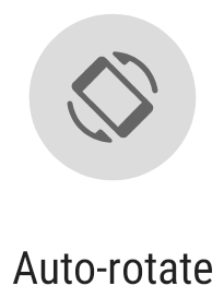 Android P feature spotlight: Rotation can be temporarily