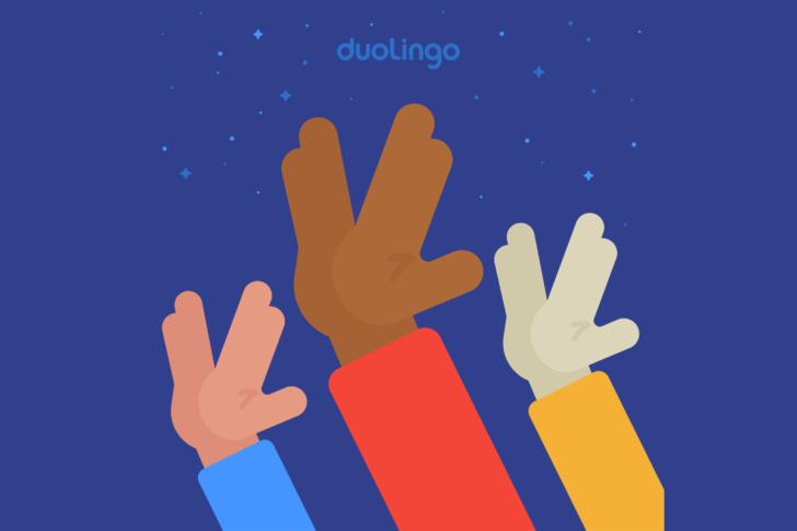 Duolingo now lets users learn Klingon (no, really)