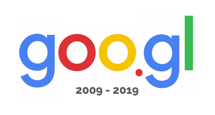 Google URL shortener goo.gl shutting down