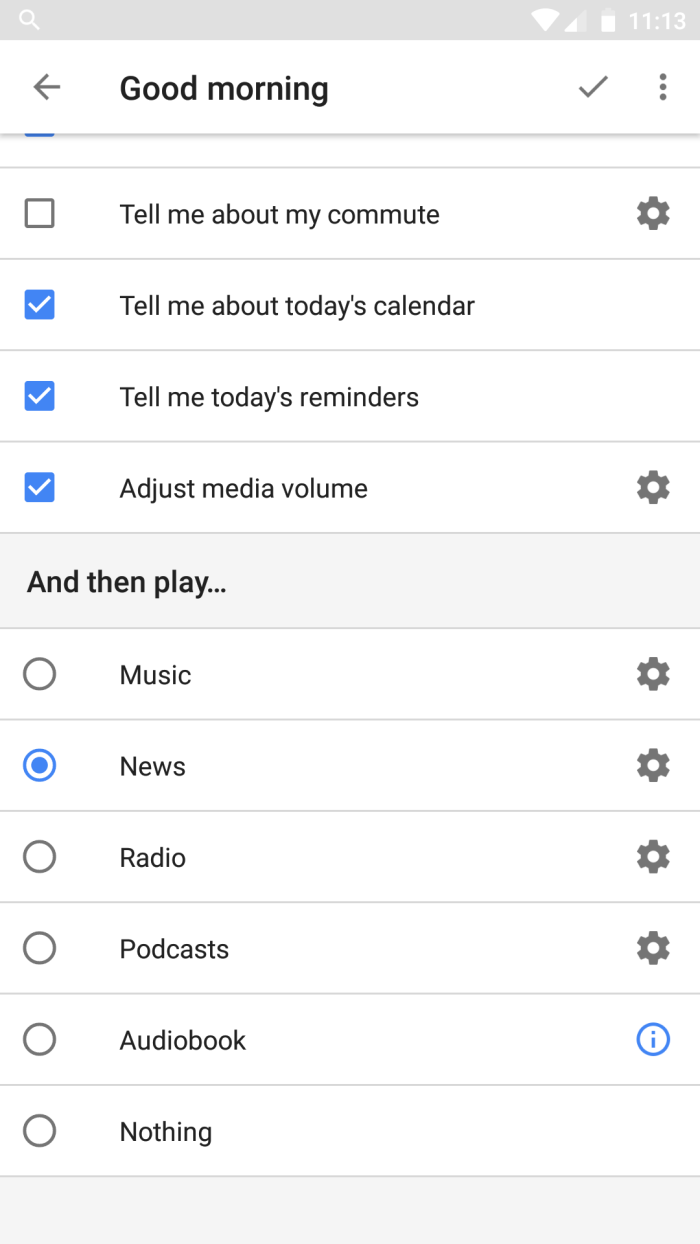 Update x2: All 6 now live] Google Assistant will have 6