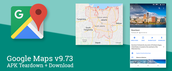 Update: Odd-even is live] Google Maps v9.73 beta prepares to allow ...