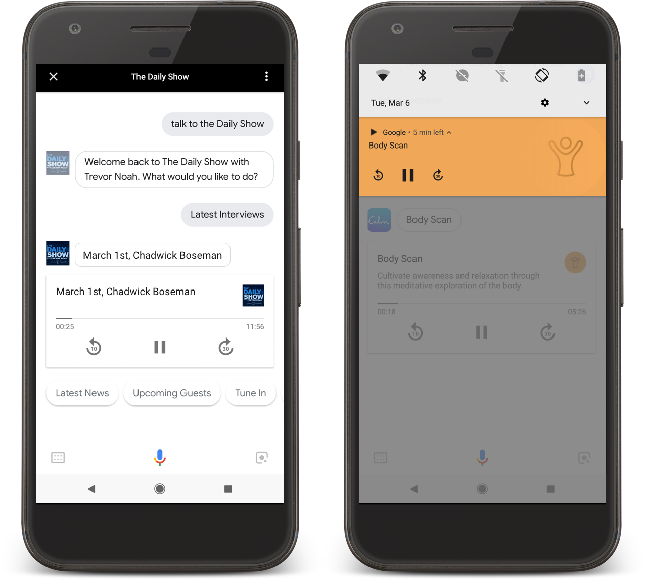 Third-parties can now customize Google Assistant voice commands