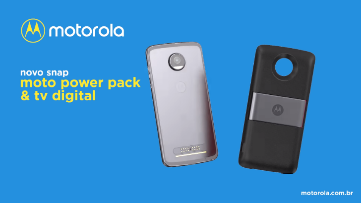 Motorola announces Digital TV Moto Mod, will be available ...