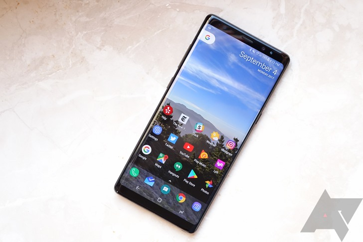QnA VBage [Update: S8/S8+ too] Samsung Android 9 Pie beta with One UI now available for Galaxy Note8