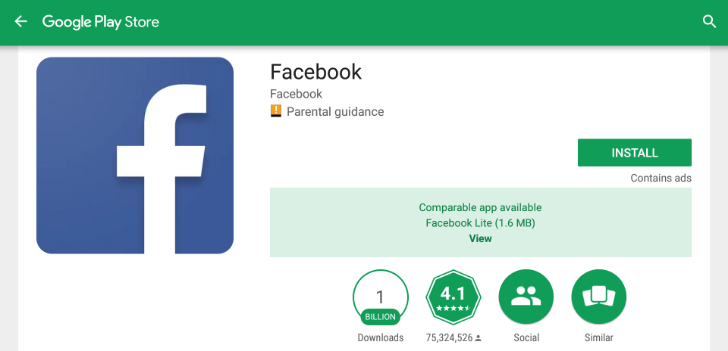 Update go and mini apps too play store now recommending lite apps over the past year or two weve seen a rise of lite apps lightweight alternative applications for popular services facebook lite skype lite stopboris Image collections