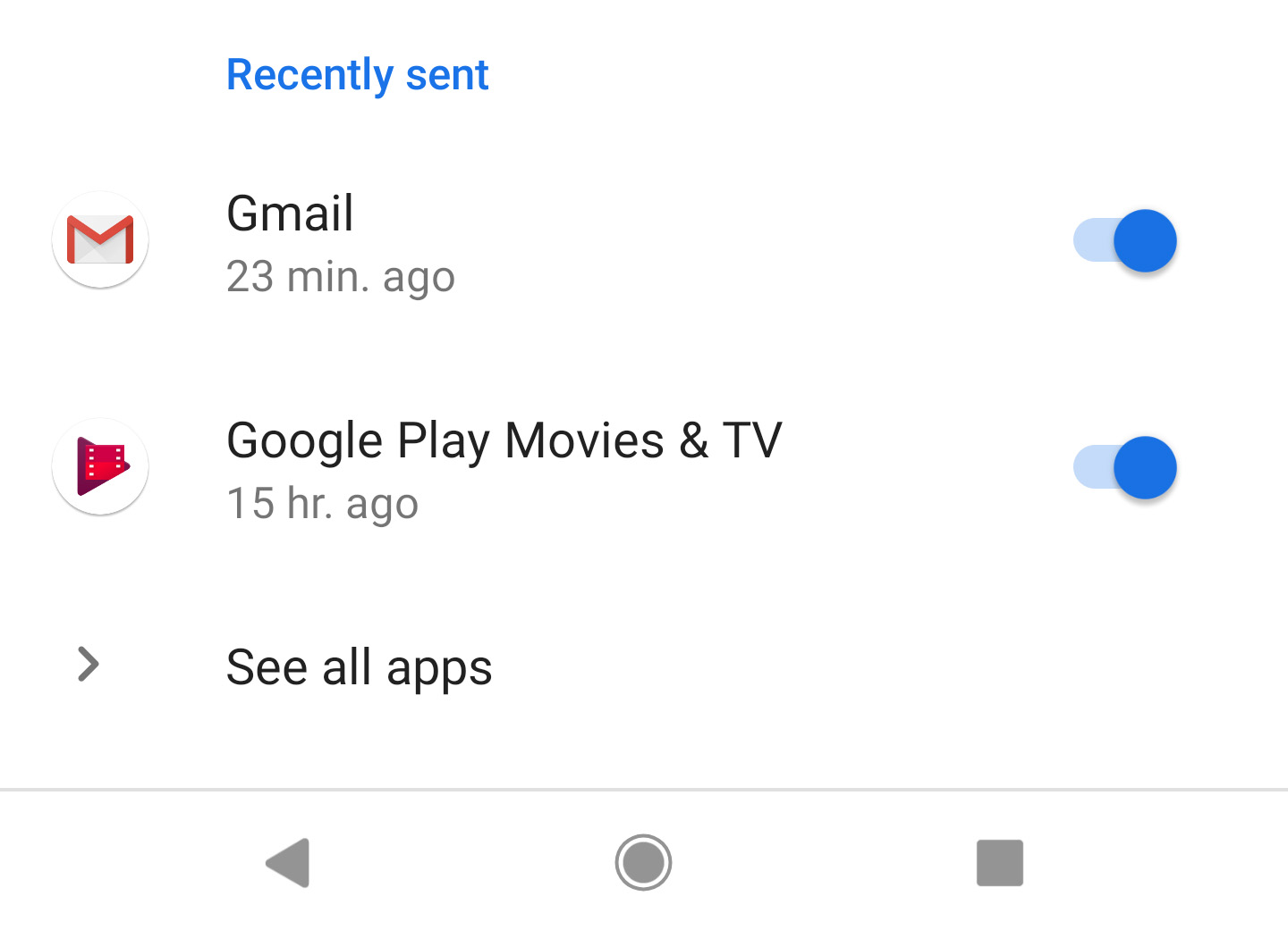 Android P feature spotlight: You can now easily track which