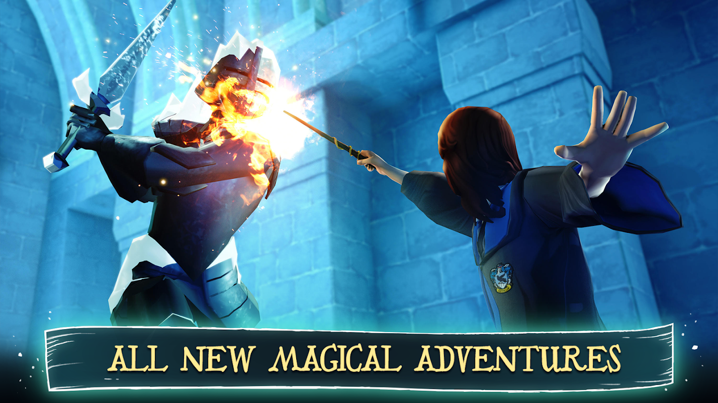 Harry Potter: Hogwarts Mystery is still in development, but