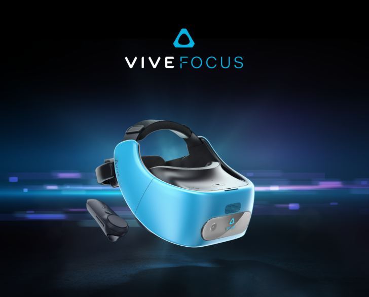 VIVE FOCUS Coming To International Markets Later This Year; VDA Winners Announced
