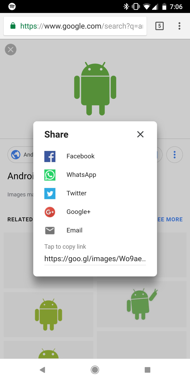 Google Fotos Test