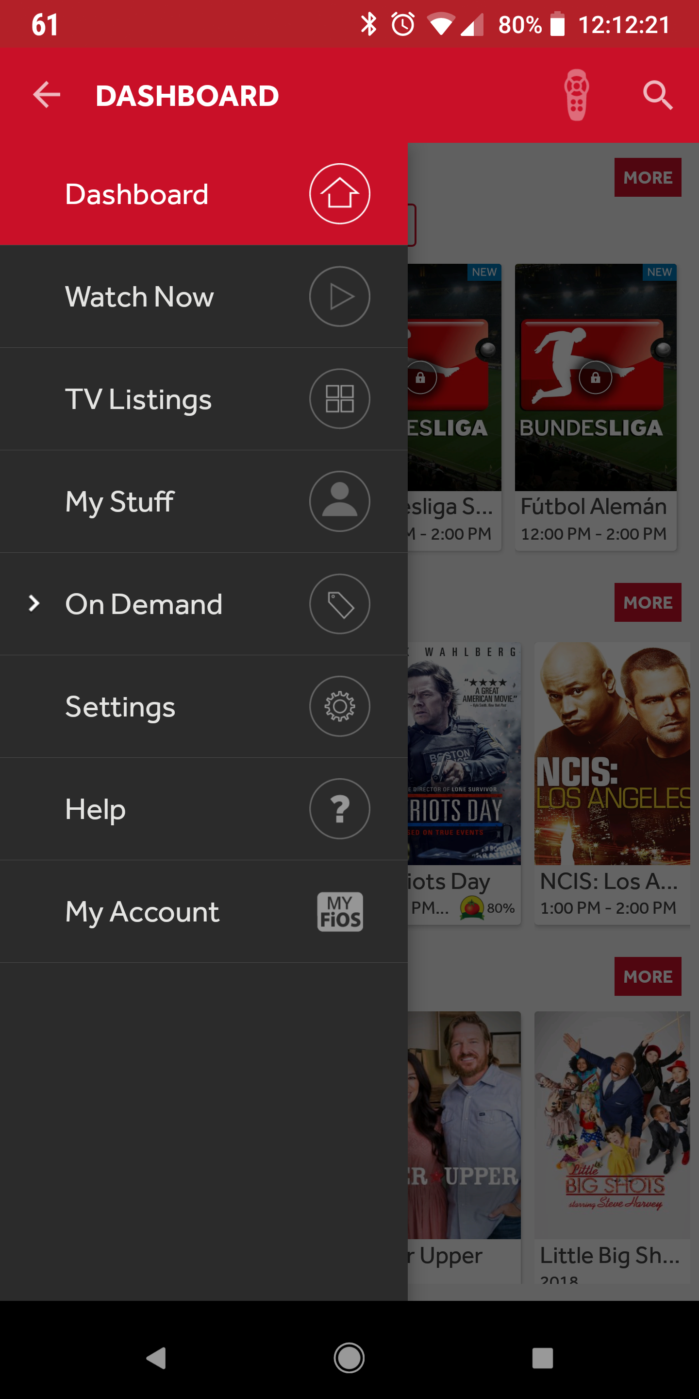 Verizon launches its new Fios TV app, a better-looking