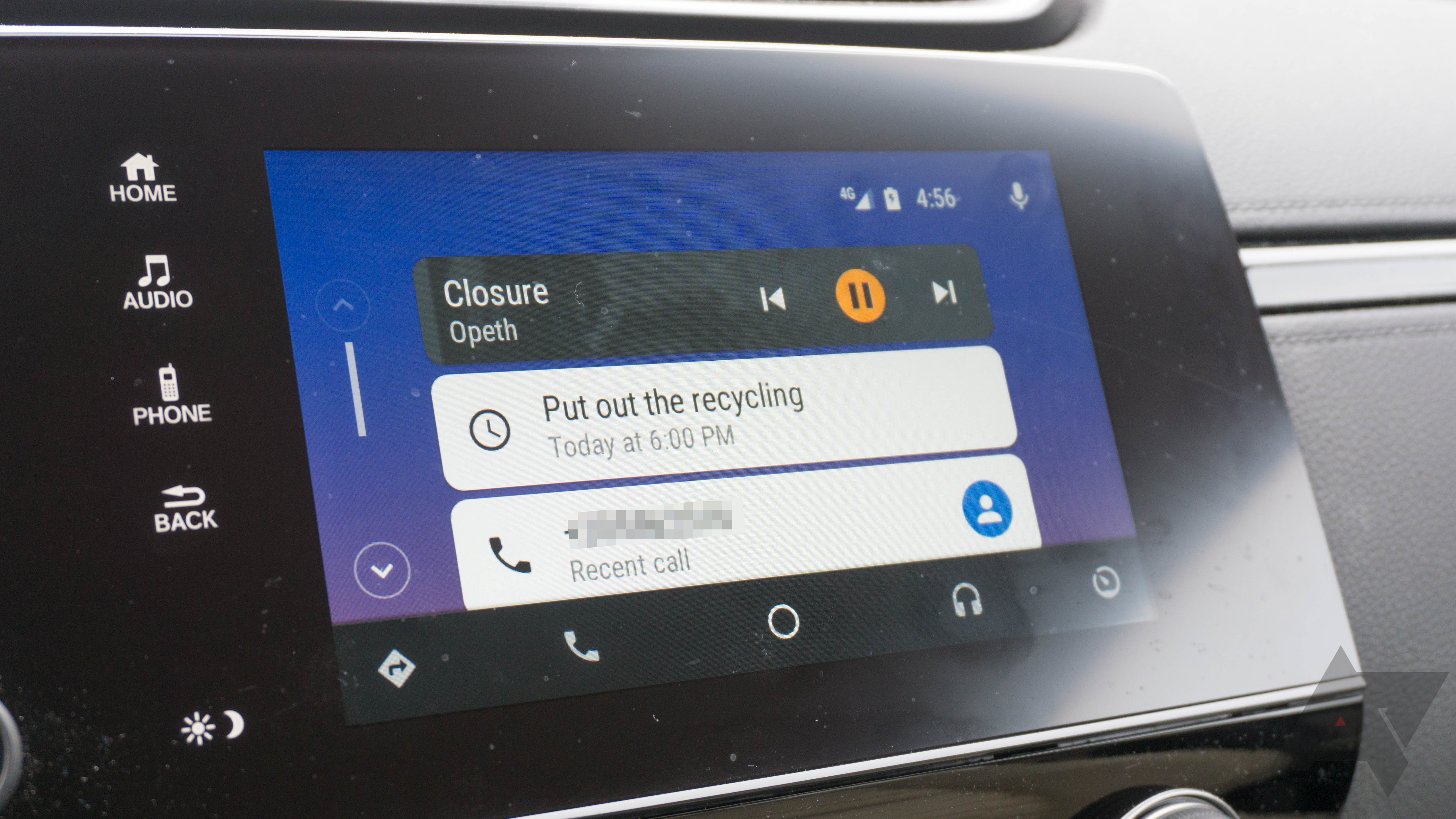 Android Auto Wish List Five Things Googles Infotainment System Is - Auto display