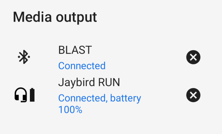 Update Now Live In Pie Android P Will Remember Individual Volume Levels For Each Bluetooth Device You Connect