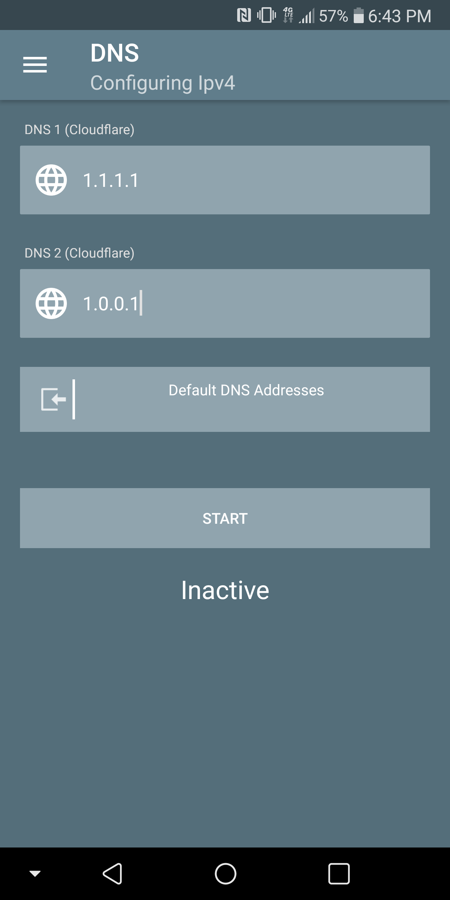 How to make Android use the DNS server of your choice