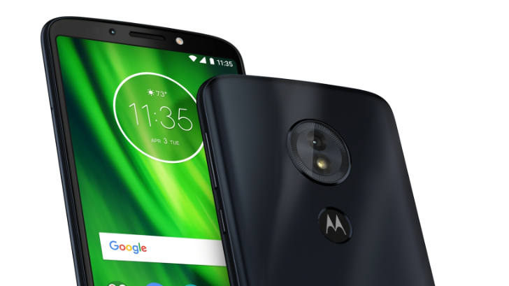Android 9 Pie arrives for the US Moto G6 Play