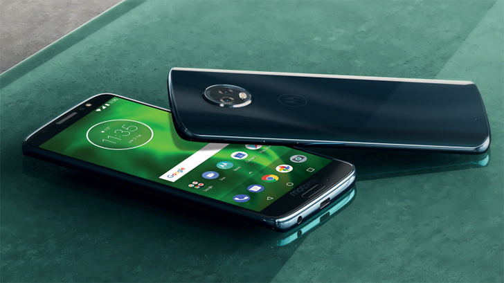 Grab a new Moto G6 for an all-time low price of $120 ($130 off) on Amazon and B&H