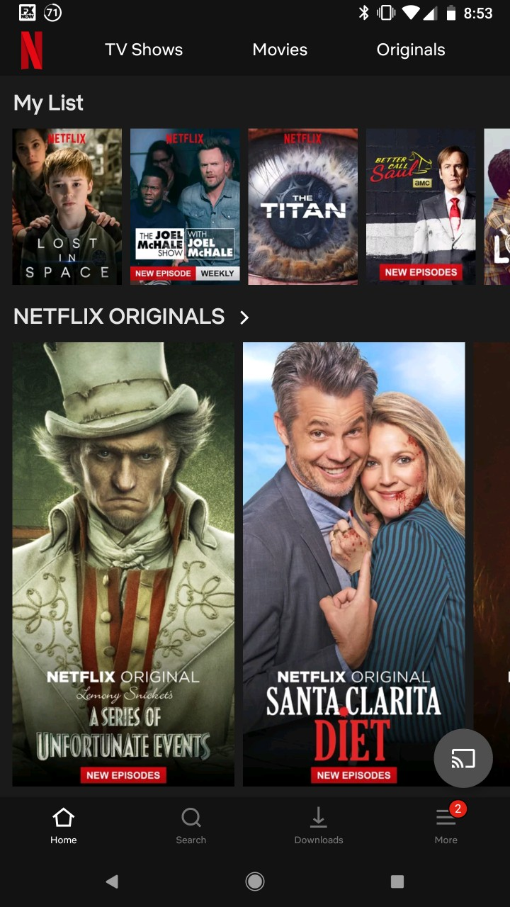 Update: Rolling out to more users with latest Beta] Netflix unveils
