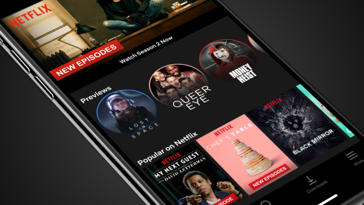 Netflix Launches Mobile Previews for iOS and Android