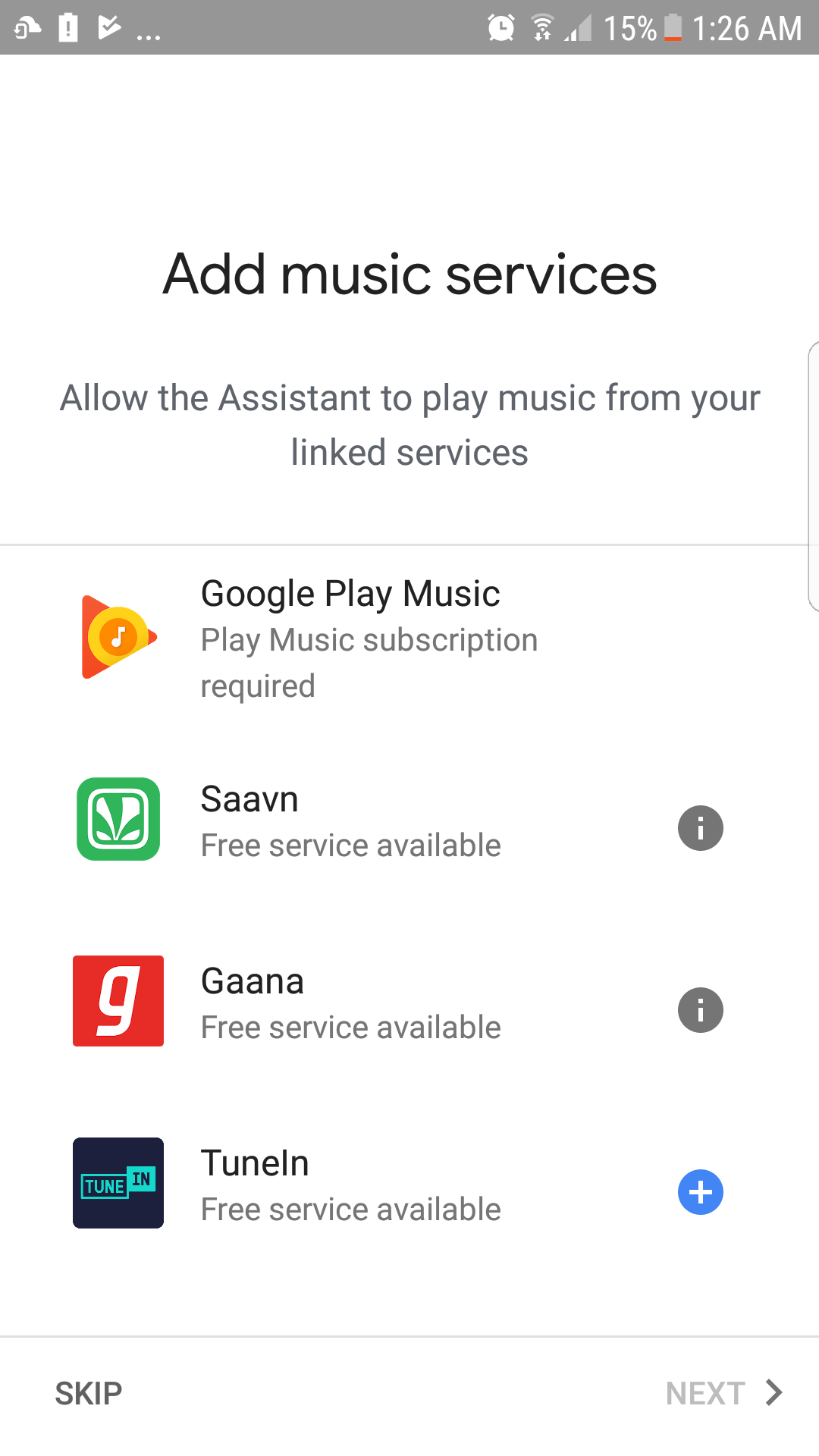 Google Home gets support for Saavn and Gaana music streaming