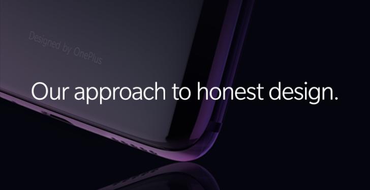 OnePlus 6 Glass Back Confirmed