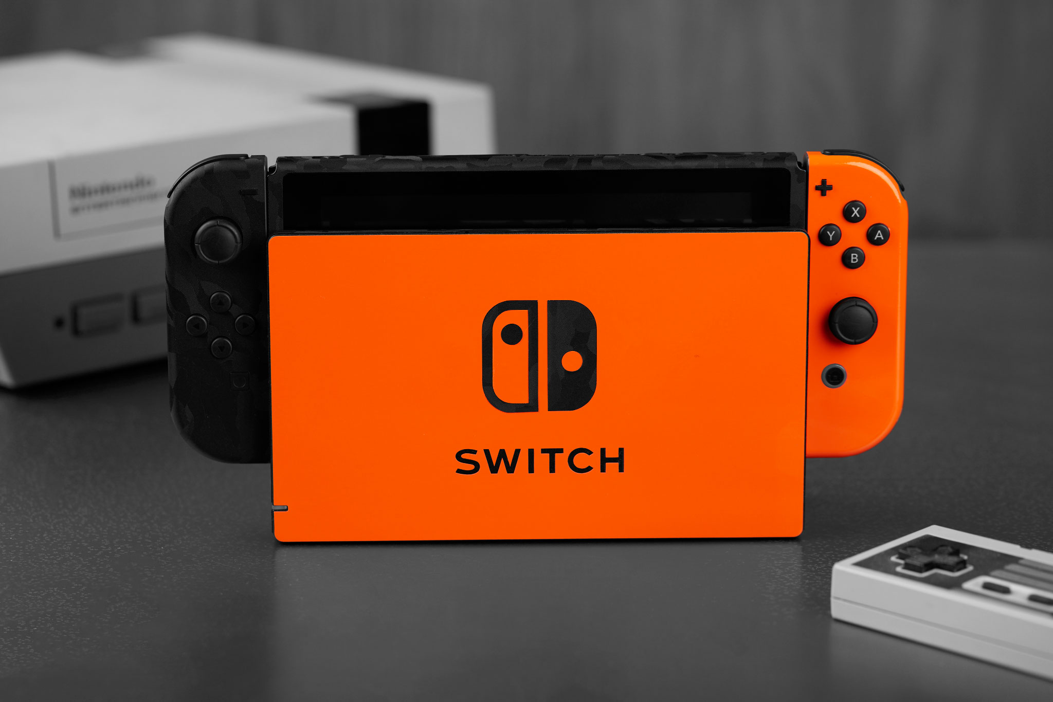 You can finally customize your Nintendo Switch without any