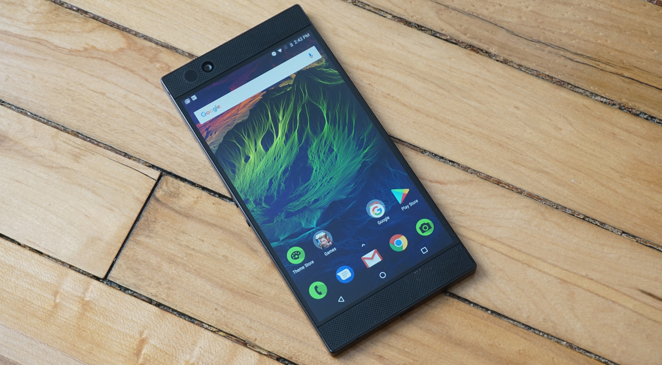 Razer Phone will get Android 9 Pie 'in the coming weeks'