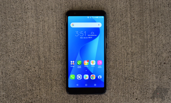 ASUS Zenfone Max Plus M1 review: A big battery alone does