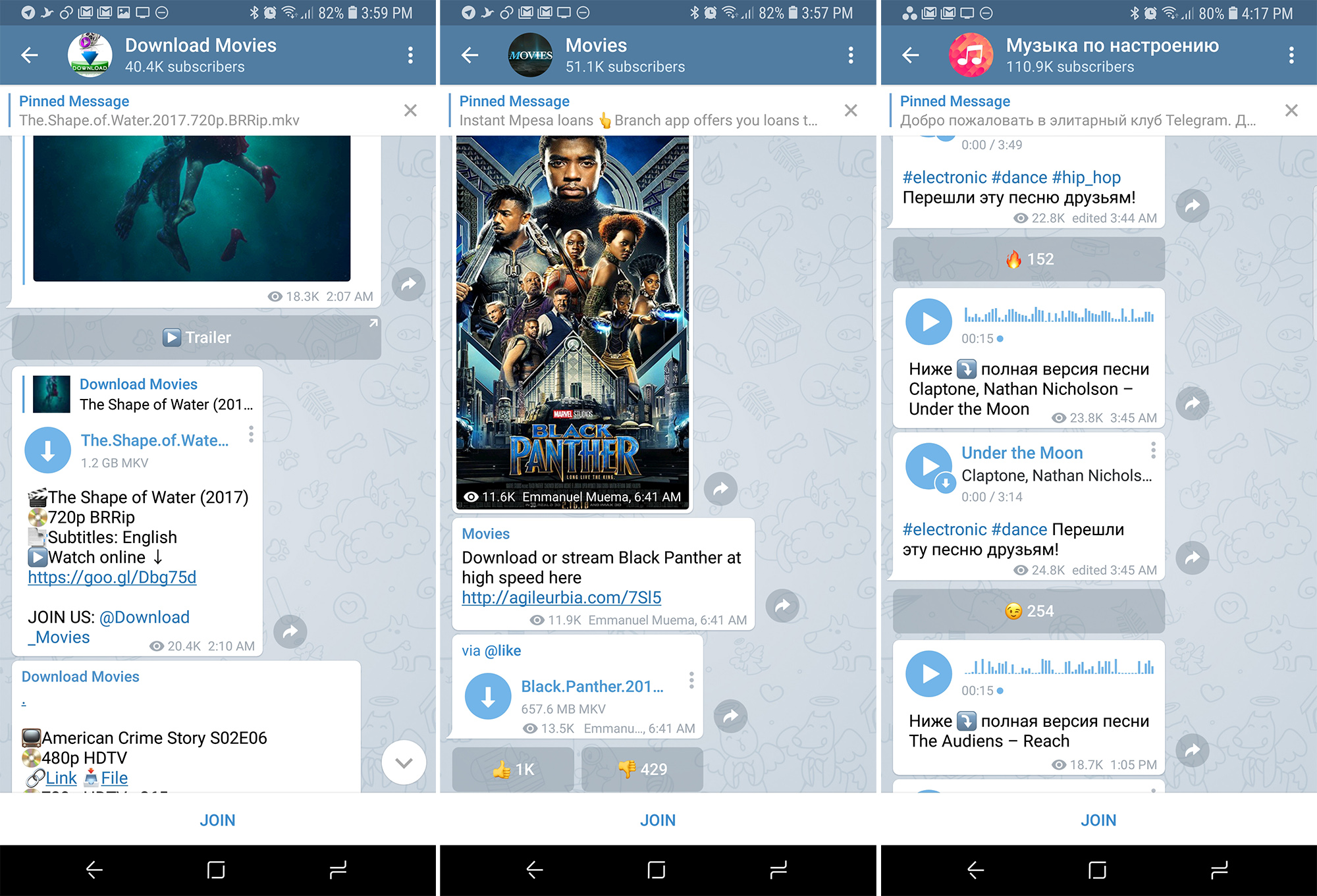 Telegram movie download 2018 app | Telegram Movies Group