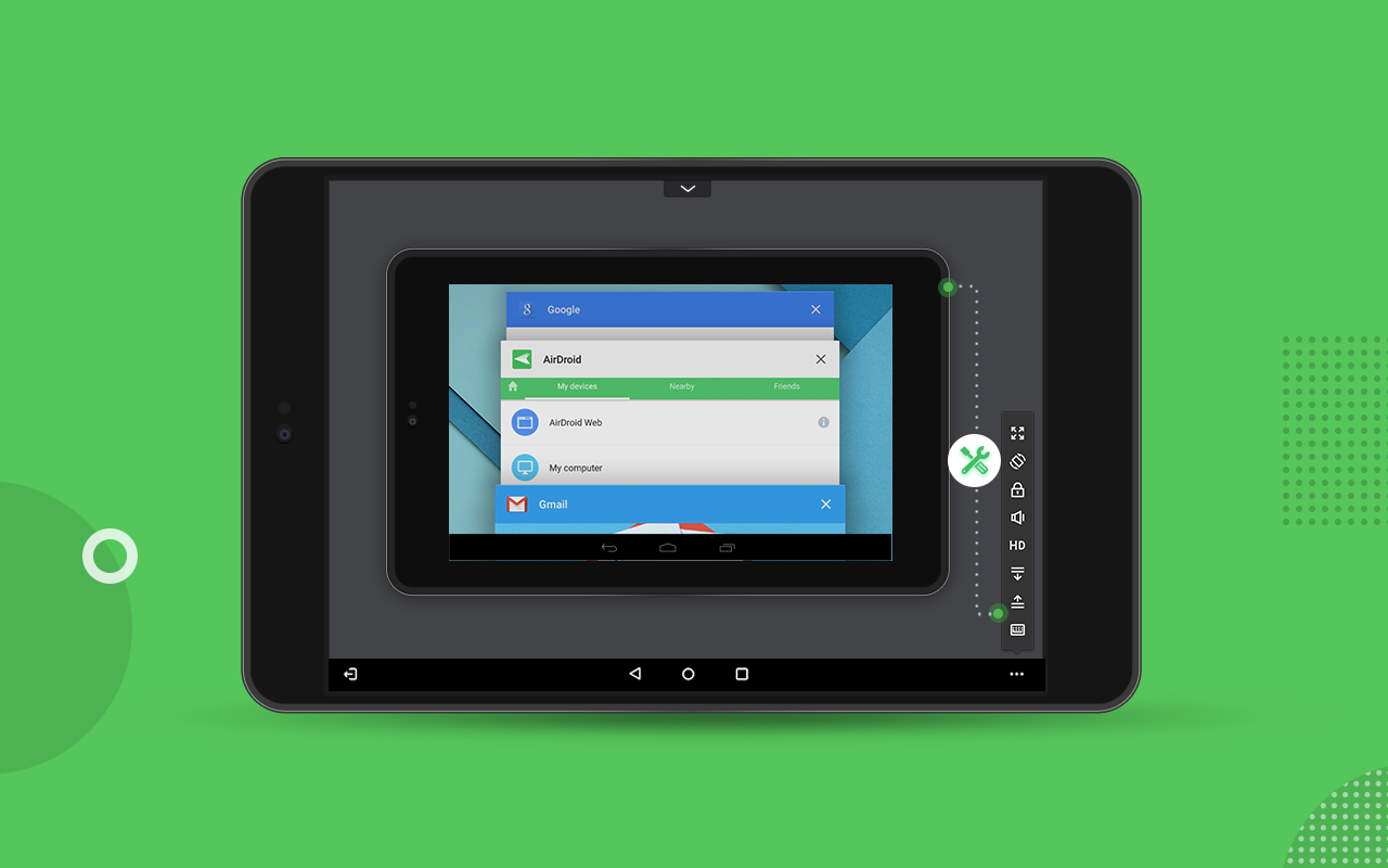 Airmirror From Airdroid Arrives To Control Your Phone From