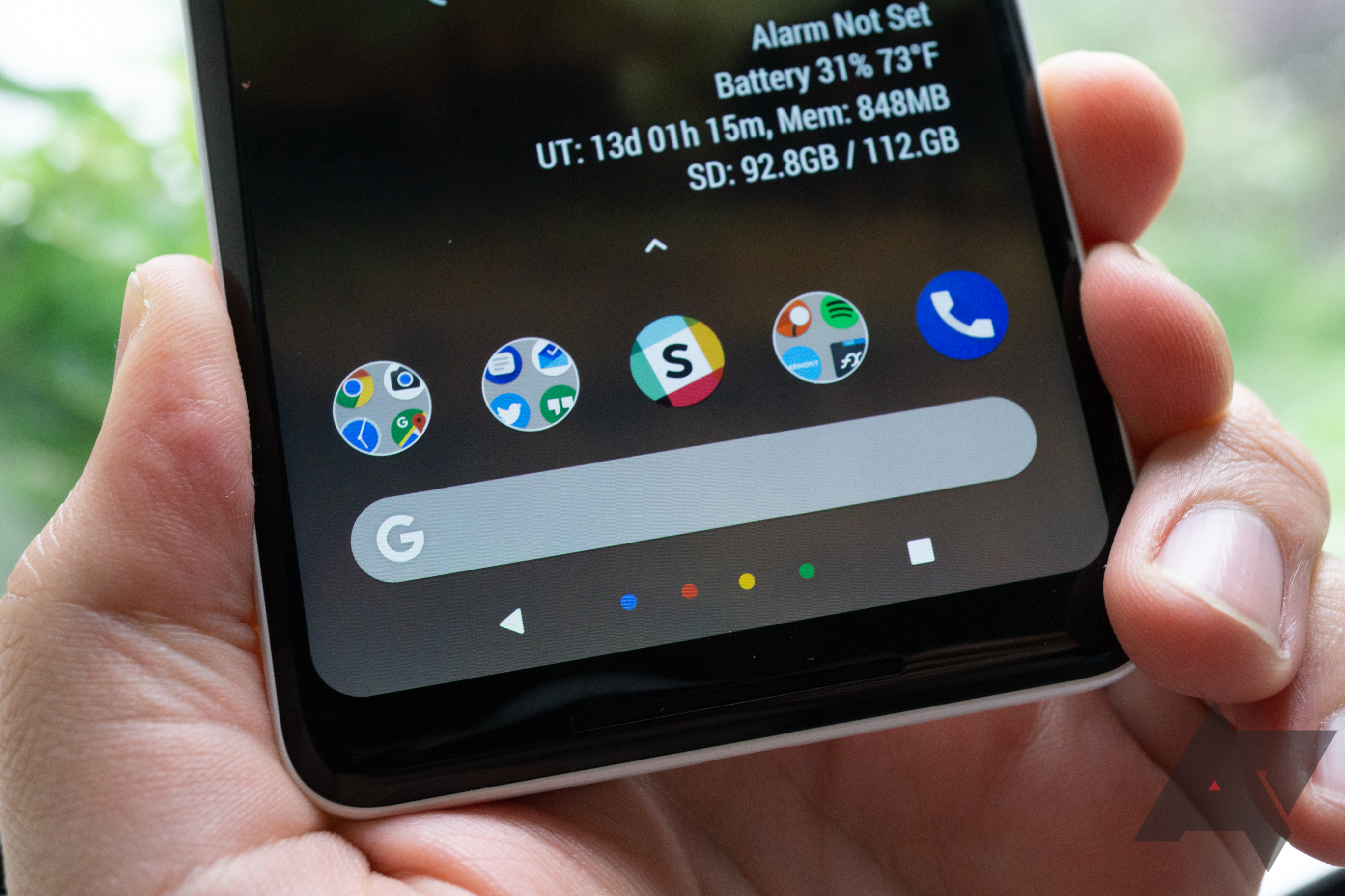 Google Pixel 3 gets a transparent back