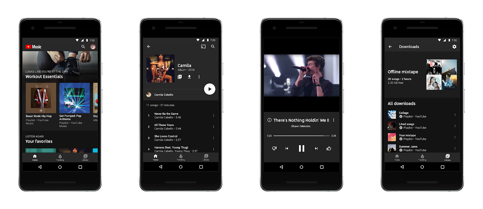 Updated YouTube Music now rolling out, will eventually have
