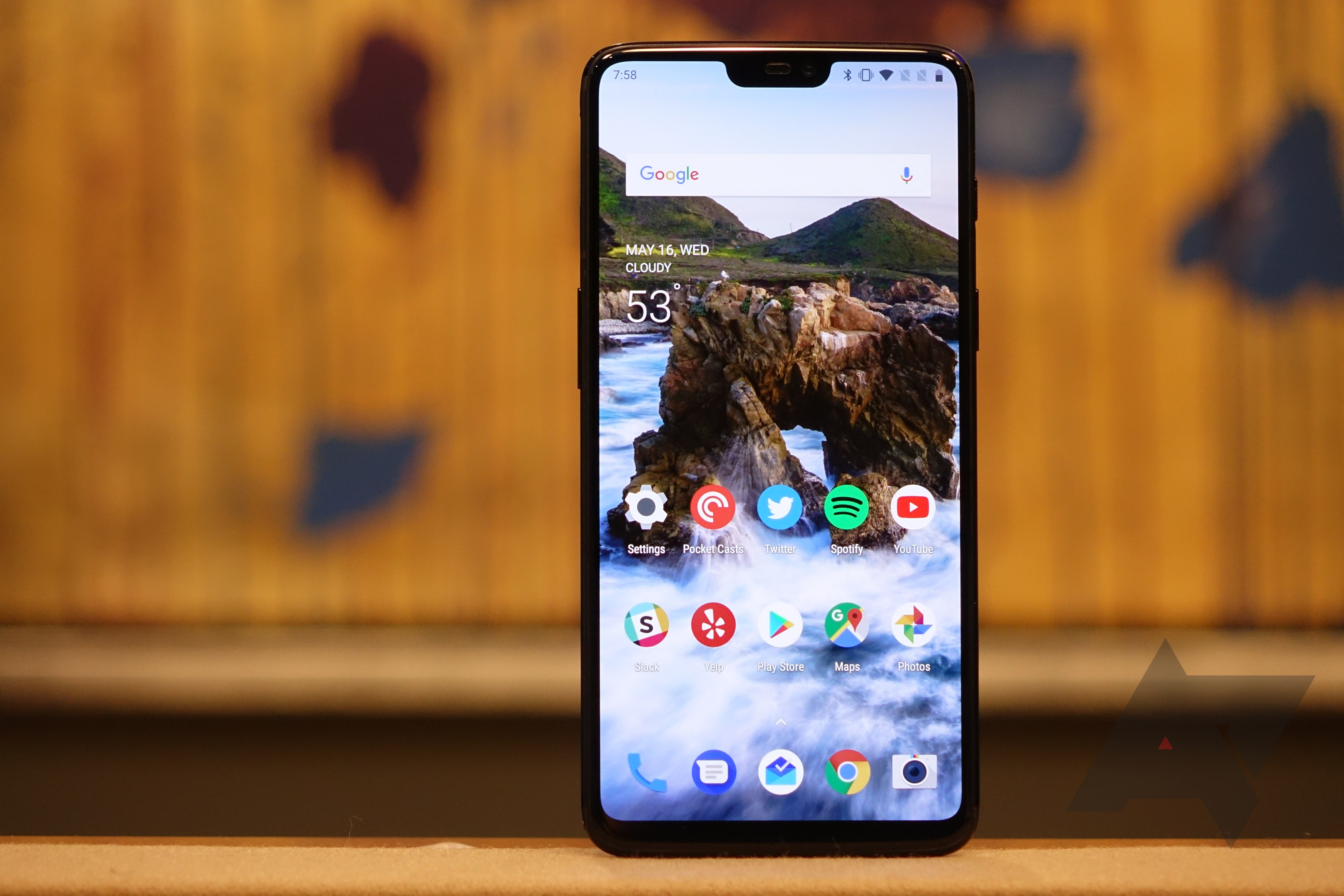 The OnePlus 6 is the best Android phone with a notched screen yet