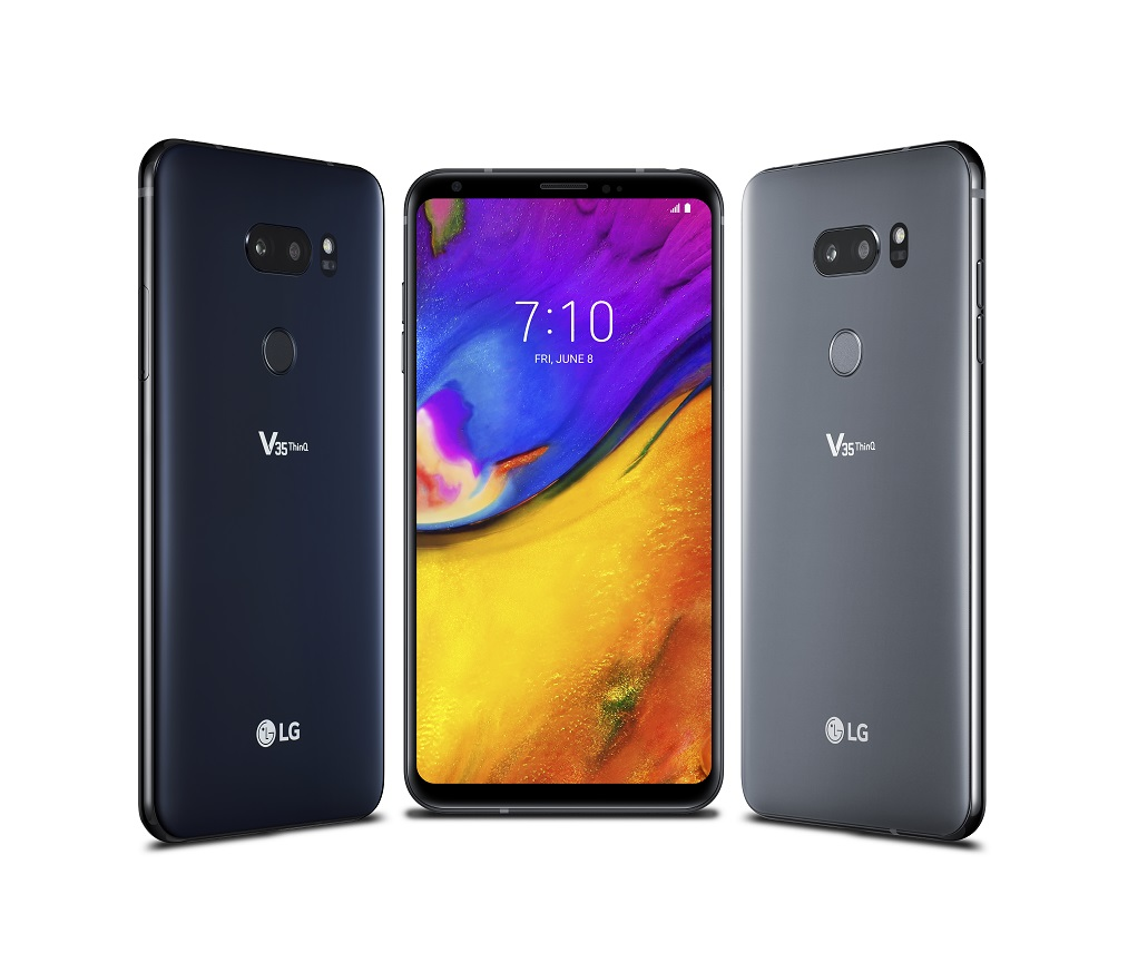V35 ThinQ marks the third time LG has tried to sell the V30
