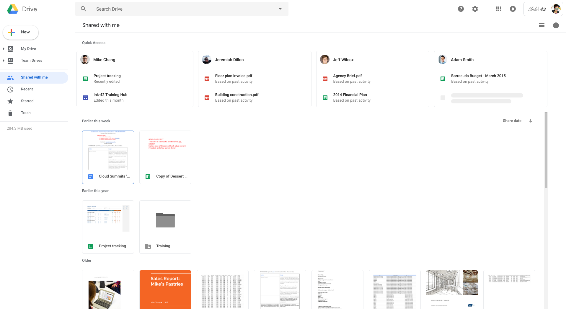 Google Drive gets an updated desktop UI to match the new Gmail