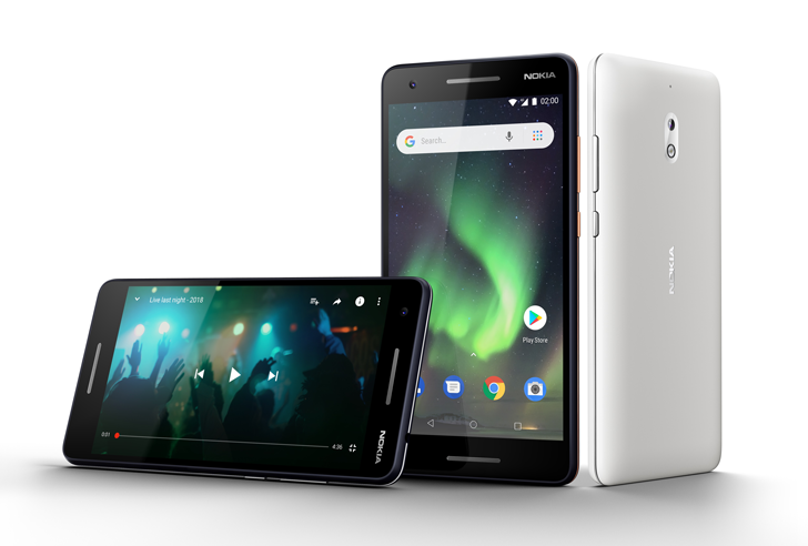 Nokia outs three more affordable Android phones with 'P' pledge